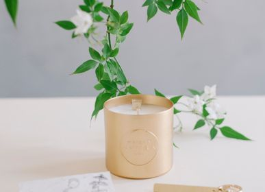 Customizable objects - Jasmine Scented Secret Messages Candle - MAISON SHIIBA - MESSAGE CANDLE
