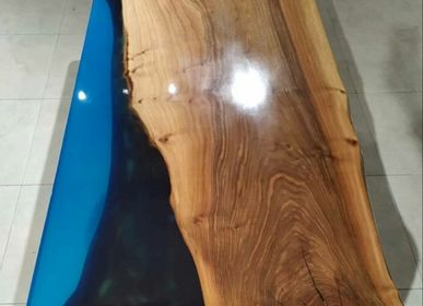 Tables - Table lac bleu - DESIGNTRADE