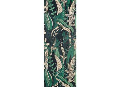 Décorations florales - Marque-pages en bois Wall of plants - WOODHI