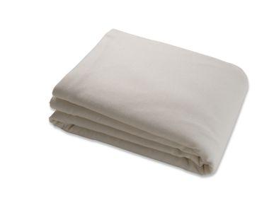 """Throw blankets - Quilt """"Luna"""" - MASSERANO CASHMERE"""