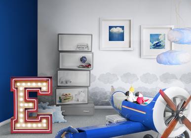 Lighting - LETTER E | Floor & Wall Lamp - CIRCU