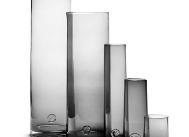 Vases - Vase Sanne très grand modèle gris - SEMPRE LIFE