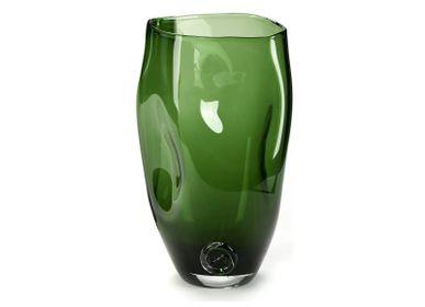 Vases - Vase Helena petit modèle smaragdin - SEMPRE LIFE