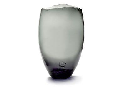 Vases - Vase Helena grand modèle gris - SEMPRE LIFE