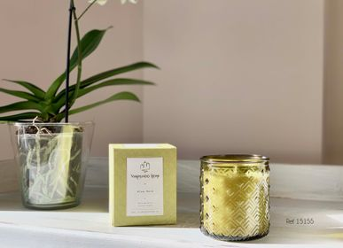 Bougies - Bougie parfumée verte - Organic Collection  - VEREMUNDO HOME