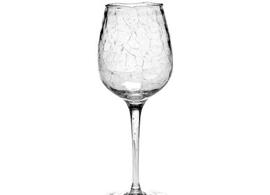 Stemware - Wine glass high crackle - SEMPRE LIFE