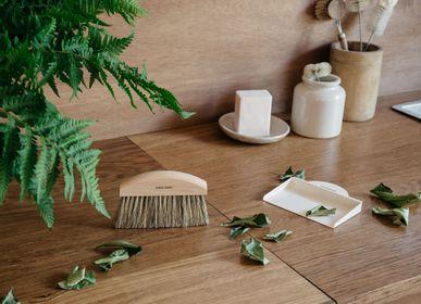 Brosserie - Kit Époussette + Ramasse miettes - Clynk Nature - ANDREE JARDIN