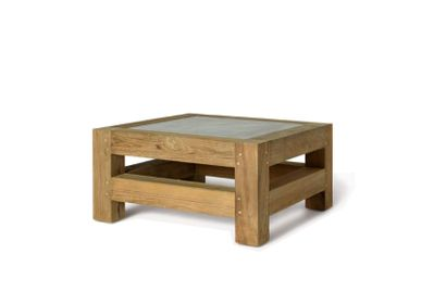 Coffee tables - Square coffee table - SEMPRE LIFE
