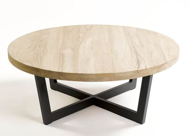 Coffee tables - TABLE  IVY-COFFEE - CRISAL DECORACIÓN