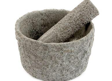 Moulin à épices - Lavastone mortier de Zion - SEMPRE LIFE
