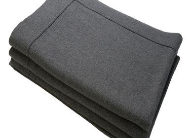 "Throw blankets - Blanket ""Giorgia"" - MASSERANO CASHMERE"