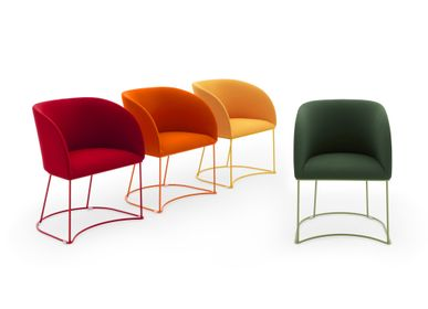 Armchairs - Milly - VIGANÒ OFFICE
