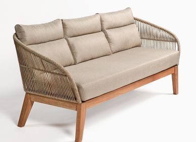 Sofas for hospitalities & contracts - PALERMO SOFA - CRISAL DECORACIÓN