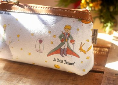 Clutches - THE PETIT PRINCE Pouches - ROYAL TAPISSERIE MADE IN FRANCE