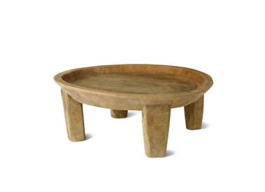 Coffee tables - Plate on 4 feet small - SEMPRE LIFE
