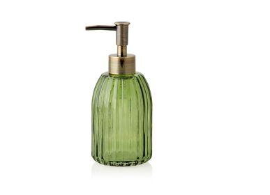 Soap dishes - Green soap dispenser BA70084 - ANDREA HOUSE