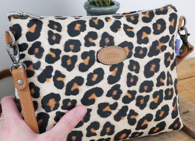 Bags / totes - Leopard bags - ROYAL TAPISSERIE MADE IN FRANCE