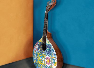 Decorative objects - Azulejo I Guitar - MALABAR