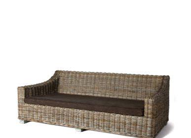 sofas - Porto sofa kubu 3-seater 220x110 - SEMPRE LIFE