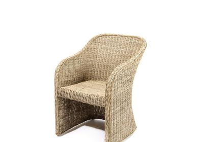 Armchairs - Octavia armchair rattan - SEMPRE LIFE