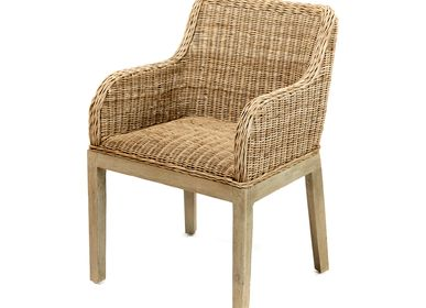 Armchairs - Cuneo arm chair rattan - SEMPRE LIFE