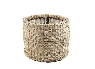 Pots de fleurs - Usine Romelu Ø45 rotin - SEMPRE LIFE