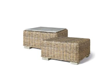 Tables basses - Table basse Pino 80x80 - SEMPRE LIFE