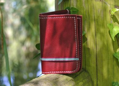 Leather goods - Folding Card Holder - LA CARTABLIÈRE