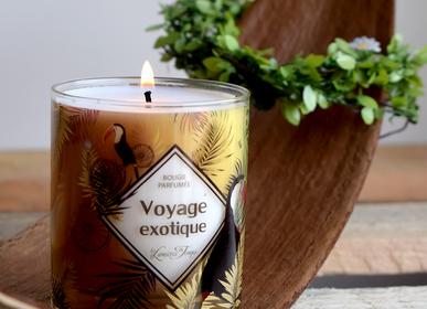 Candles - Evasion collection - LES LUMIÈRES DU TEMPS