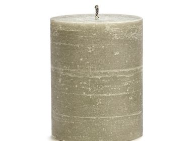 Candles - Outdoor cyl.150xh210 mm taupe - SEMPRE LIFE