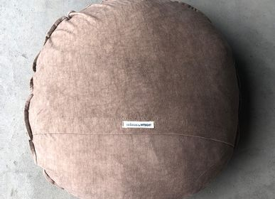 Cushions - ROUND PILLOWCASE FIGUERES - MIKMAX BARCELONA