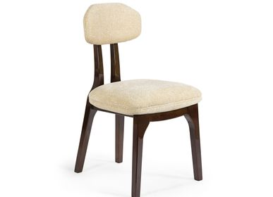 Chairs - SILHOUETTE dining chair  - INSIDHERLAND