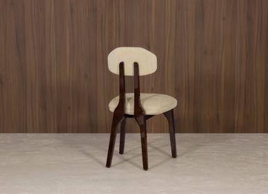 Chaises - SILHOUETTE chaise de salle à manger - INSIDHERLAND