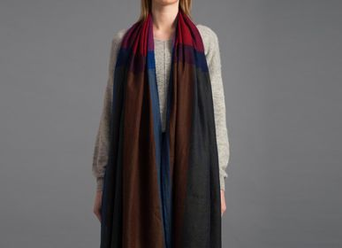 Scarves - Kimaya cashmere scarf - SADHU HANDMADE NATURALS