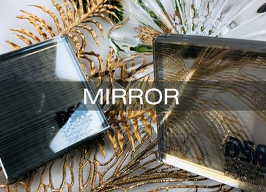 Verre d'art - Mirror Glass - DSA ART GLASS (HONG KONG)