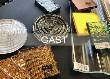Verre d'art - Cast Glass - DSA ART GLASS (HONG KONG)