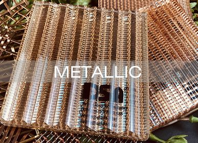 Art glass - Metallic Mesh  - DSA ART GLASS (HONG KONG)