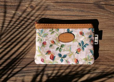 "Leather goods - The ""Royal Tapisserie"" pouches - ROYAL TAPISSERIE MADE IN FRANCE"