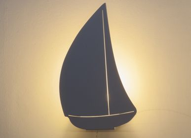 Other wall decoration - THE BATEAU LAMP - IVORY - GOODNIGHT LIGHT