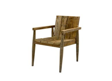 Chairs - Dining chair Miami teak original - SEMPRE LIFE