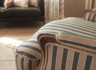 Upholstery fabrics - MESNIL - TOILES DE MAYENNE