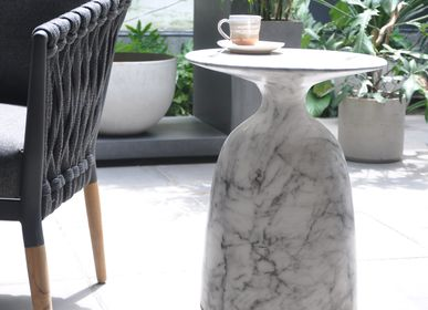 Tables - Marble Side Table - Pupil - URBAN LEGEND