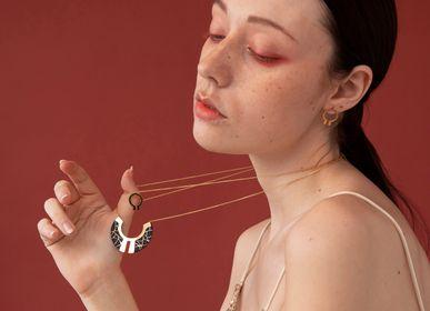 Bijoux - collier n.3 KYOTO - PEAU DE FLEUR