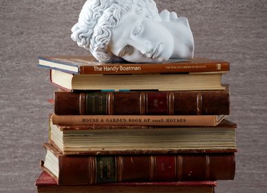 Decorative objects - Apollo head horizontal statue - SOPHIA ENJOY THINKING