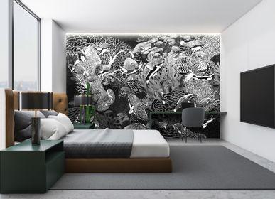 """Wallpaper - Wallpaper """"La Danse"""" 250x375 Maison Fétiche - MAISON FÉTICHE"""