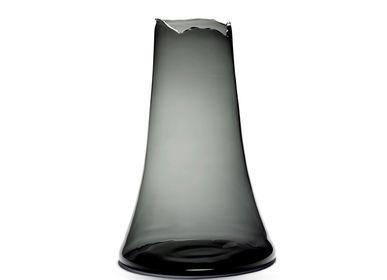 Vases - Emmanuel vase grand gris - SEMPRE LIFE