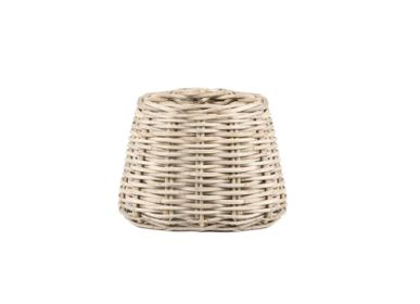 Decorative objects - Round conic basket small SB - SEMPRE LIFE