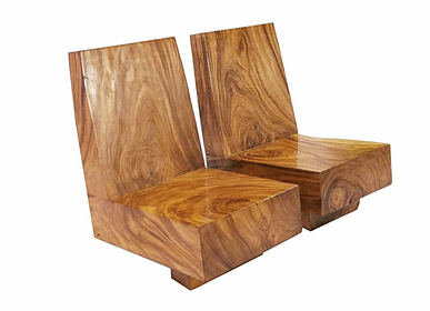 Chairs - Wooden chair - AZEN