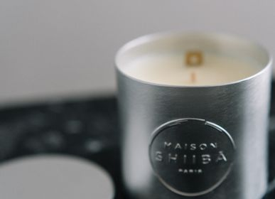 Candles - Tobacco Scented Secret Message Candle - MAISON SHIIBA PARIS