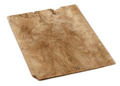 Kitchen utensils - Wooden plate 40x30 - SEMPRE LIFE
